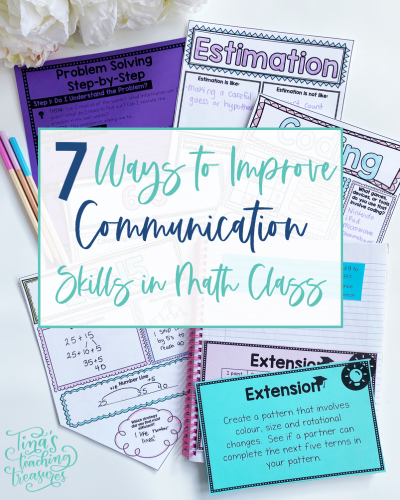 7 Ways to Improve Communication in Math Class